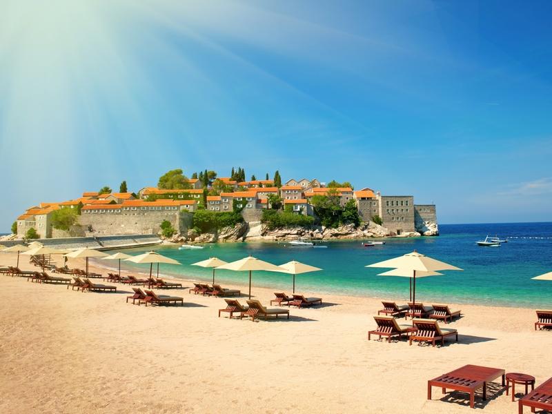 Travel Tips For Sveti Stefan Island In Montenegro Globtour
