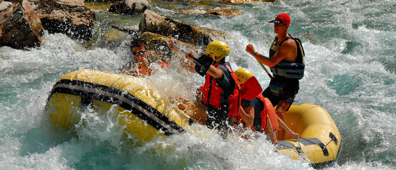 Excursion Tara Rafting