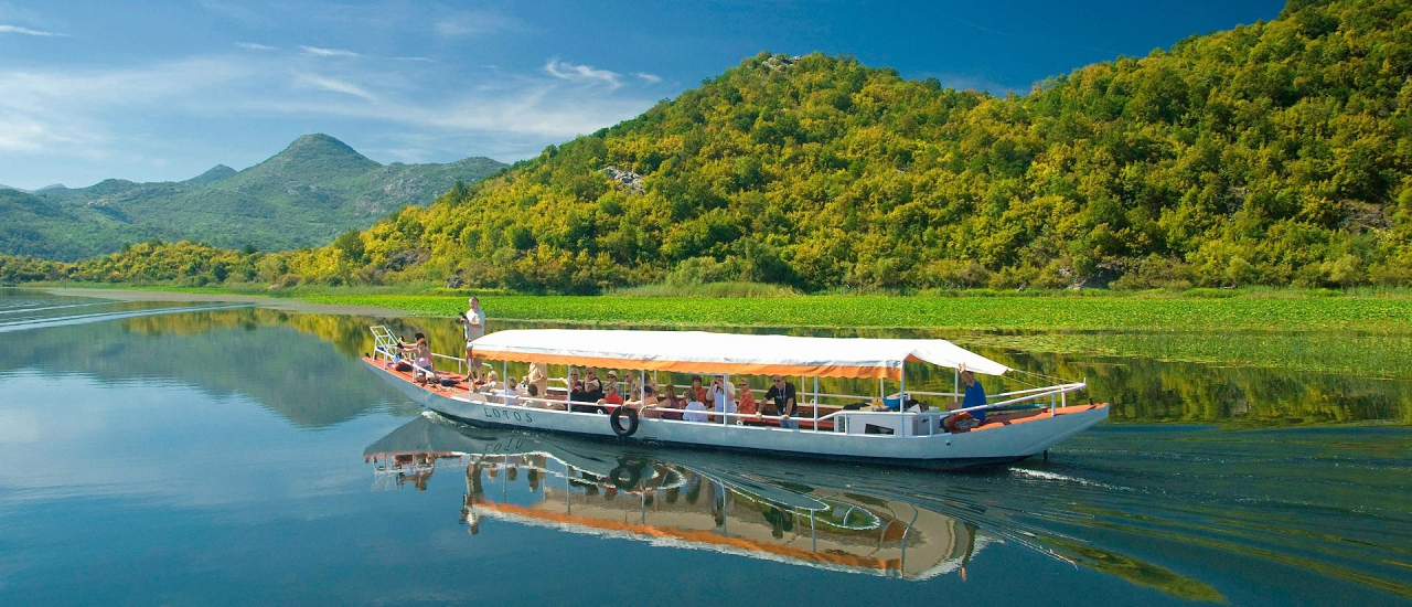 Excursion Skadar Lake