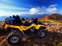 Excursion Quad Adventure in Lovcen Mountain